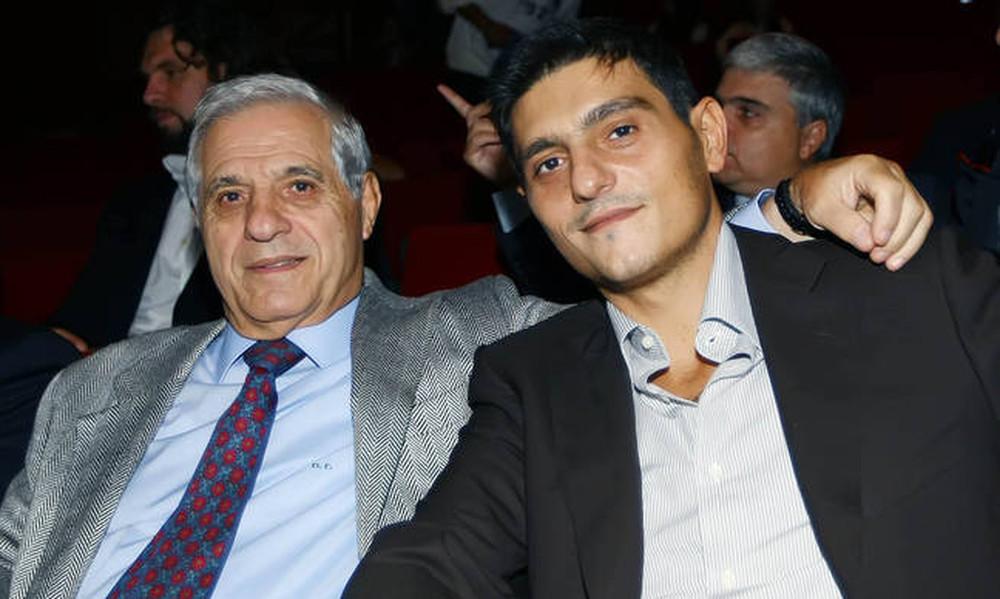 Γεωργαντής: «Ο Παύλος ήθελε να δει τον γιο του πρόεδρο του Ερασιτέχνη»