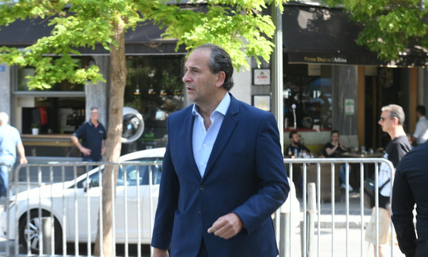Παύλος Γιαννακόπουλος: Στην Μητρόπολη ο Μπάνε Πρέλεβιτς (photos)