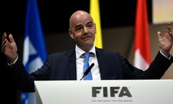 FIFA: Ο Ινφαντίνο θα είναι εκ νέου υποψήφιος για την προεδρία