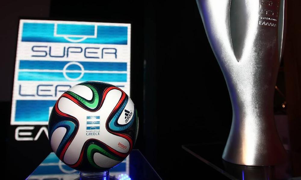 Super League: Στις 21/6 το Δ.Σ. για τις προτάσεις Βασιλειάδη για αναδιάρθρωση