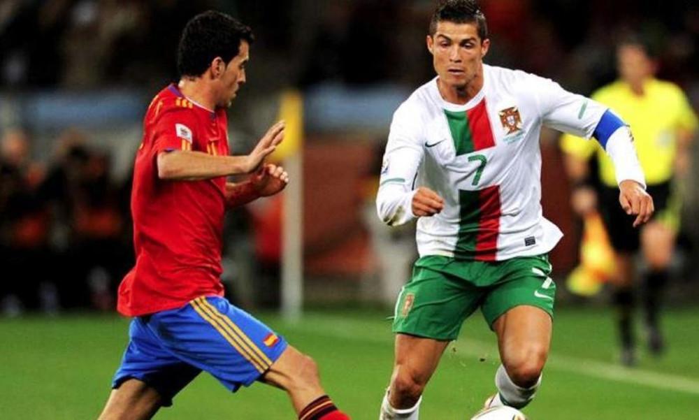 Παγκόσμιο Κύπελλο Ποδοσφαίρου 2018: Περισσότερες από 200 επιλογές για το Πορτογαλία-Ισπανία