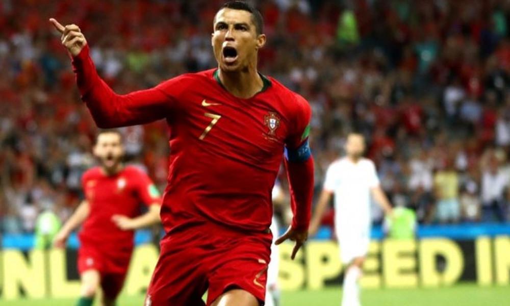 Παγκόσμιο Κύπελλο Ποδοσφαίρου 2018: Έγραψε ιστορία ο Κριστιάνο Ρονάλντο (video)
