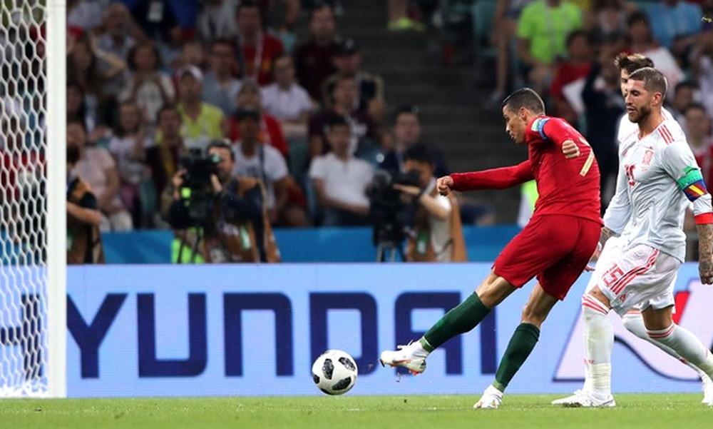 Παγκόσμιο Κύπελλο Ποδοσφαίρου 2018: Έπαθε... Κάριους ο Ντε Χέα στο γκολ του Κριστιάνο (video)