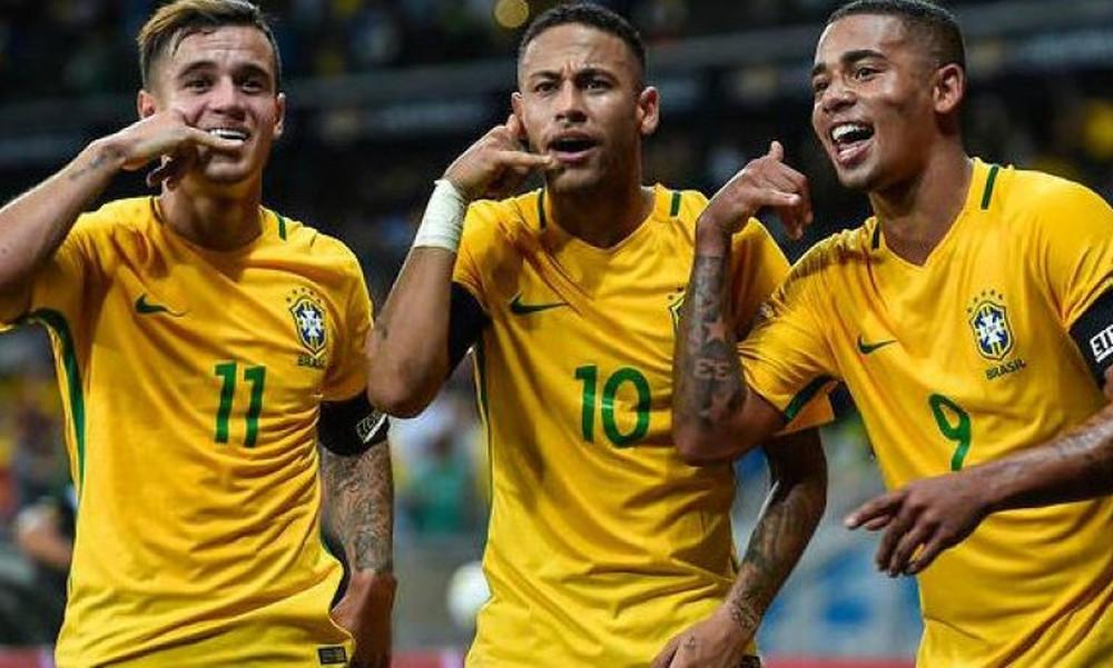 Βραζιλία και… ξερό ψωμί