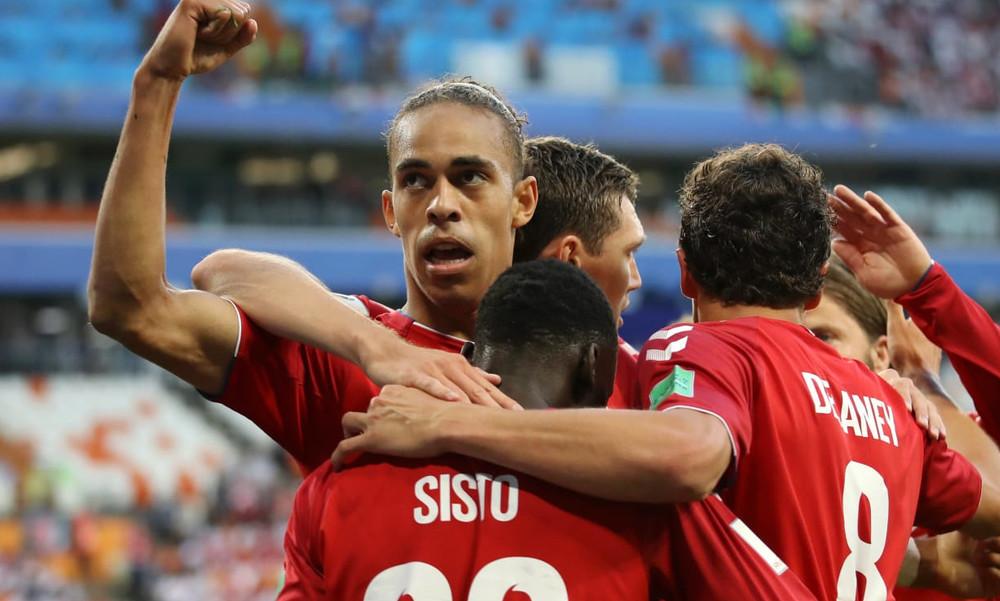 Παγκόσμιο Κύπελλο Ποδοσφαίρου 2018: Περού-Δανία 0-1 (photos)