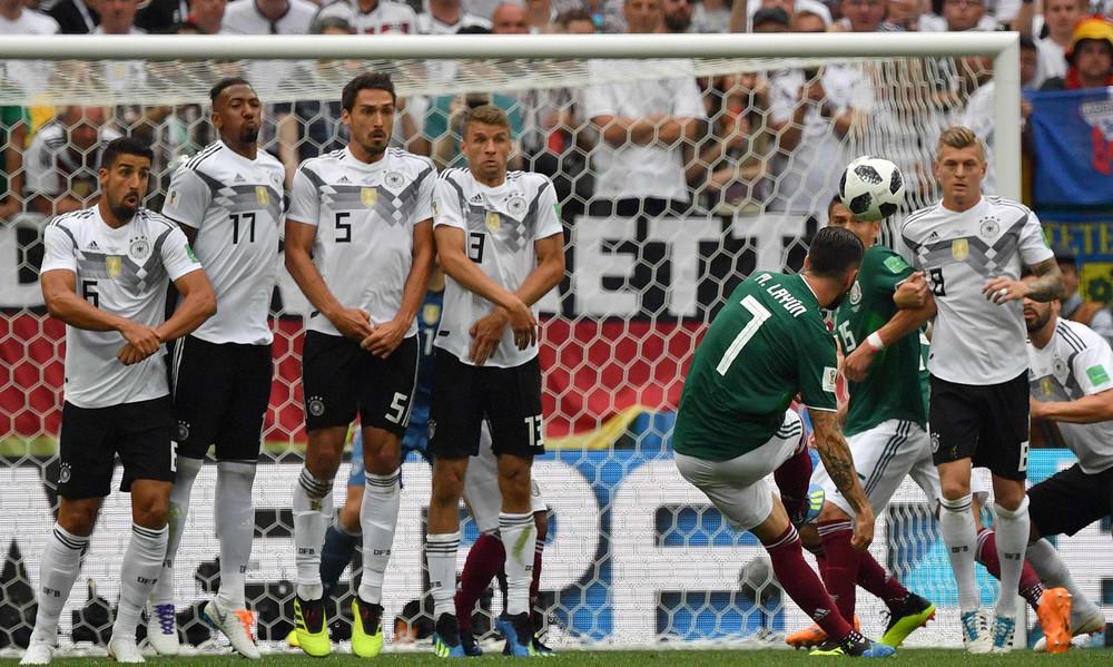 Παγκόσμιο Κύπελλο Ποδοσφαίρου 2018: Οι έξι ήττες στην πρεμιέρα των τροπαιούχων