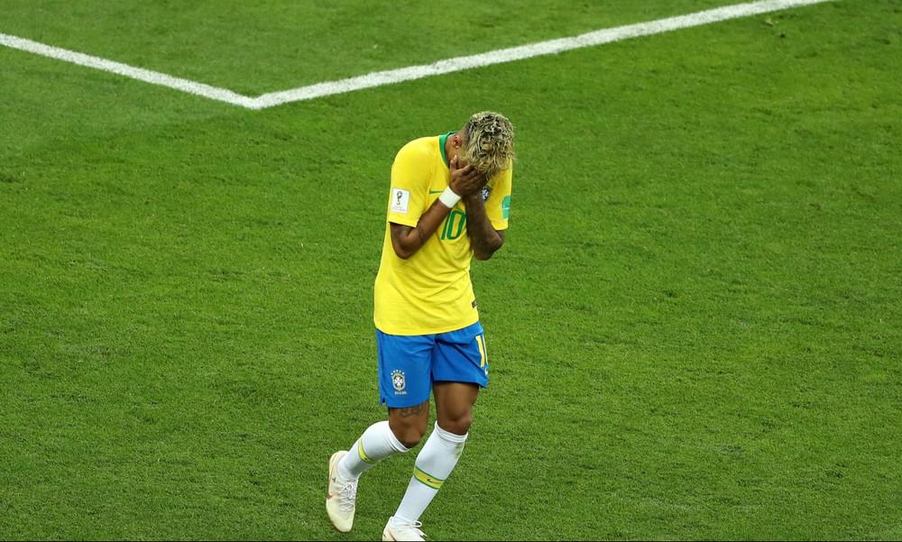 Παγκόσμιο Κύπελλο Ποδοσφαίρου 2018: Ιστορική… η γκέλα της Βραζιλίας!