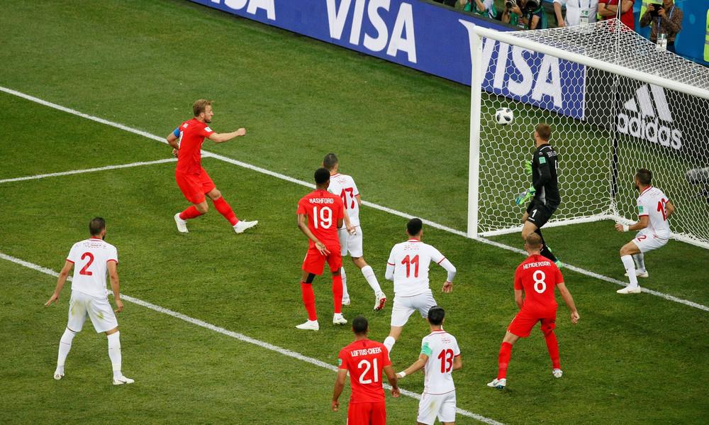 Παγκόσμιο Κύπελλο Ποδοσφαίρου 2018: Η φωτογραφία του ματς Τυνησία-Αγγλία που έγινε viral! (photo)