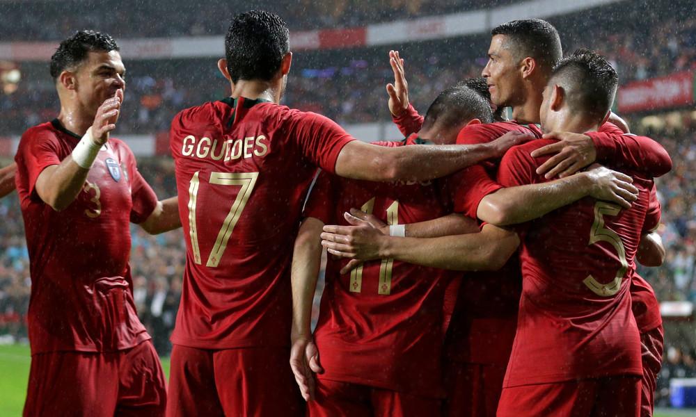 Υποψιασμένη η Πορτογαλία με Μαρόκο