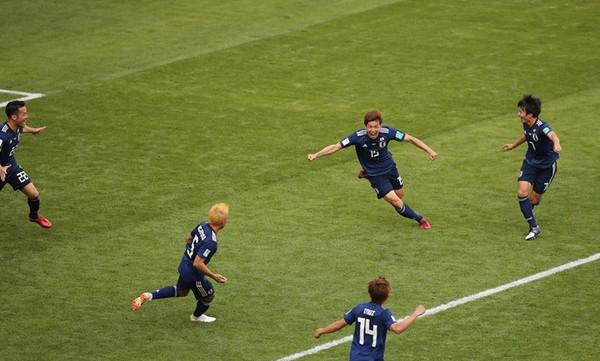 Παγκόσμιο Κύπελλο Ποδοσφαίρου 2018: Κολομβία-Ιαπωνία 1-2 (photos)
