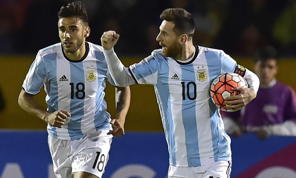 Το ξέσπασμα της Αργεντινής