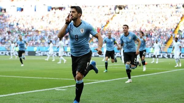 Παγκόσμιο Κύπελλο Ποδοσφαίρου 2018: Ουρουγουάη-Σαουδική Αραβία 1-0 (photos)