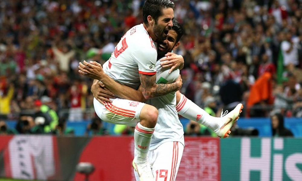 Παγκόσμιο Κύπελλο Ποδοσφαίρου 2018: Ιράν-Ισπανία 0-1 (photos)