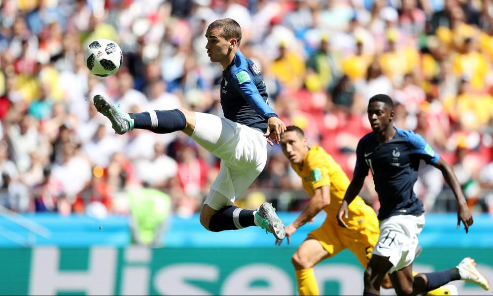 Παγκόσμιο Κύπελλο Ποδοσφαίρου 2018: Ο φορμαρισμένος Γκριεζμάν και το «αστέρι» Έρικσεν