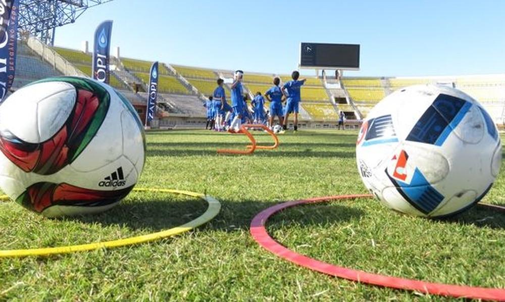 Για 15η χρονιά έρχεται το Eugenios Gerards Soccer Camp