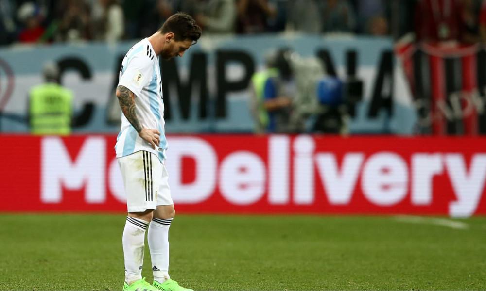 Παγκόσμιο Κύπελλο Ποδοσφαίρου 2018: Αργεντινή-Κροατία 0-3 (video)
