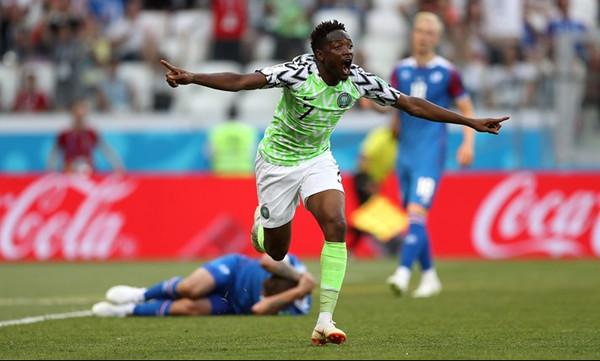 Παγκόσμιο Κύπελλο Ποδοσφαίρου 2018: Νιγηρία-Ισλανδία 2-0 (photos)