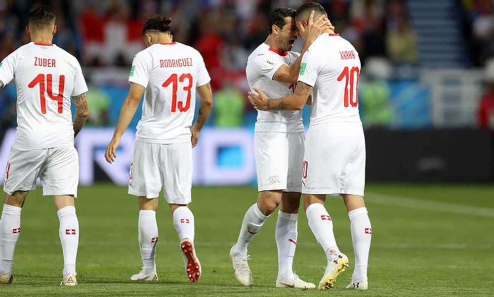 Παγκόσμιο Κύπελλο Ποδοσφαίρου 2018: Σερβία-Ελβετία 1-2 (photos)