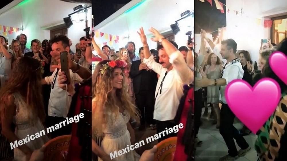 Χρανιώτης-Αβασκαντήρα: Το τρικούβερτο γλέντι μετά τον γάμο και ο Ντάνος να... σέρνει τον χορό!