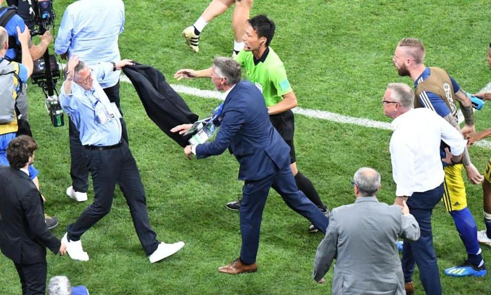Παγκόσμιο Κύπελλο Ποδοσφαίρου 2018: Συγγνώμη από Γερμανία για την πρόκληση με Σουηδία (video)