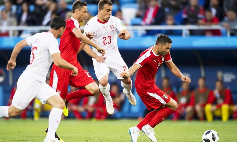 Παγκόσμιο Κύπελλο Ποδοσφαίρου 2018: Καταγγελίες Σερβίας στη FIFA εναντίον του Μπριχ με οκτώ βίντεο