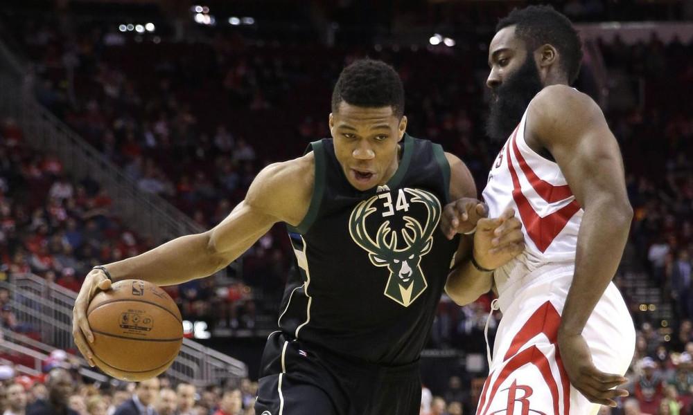 NBA: Έκτος ο Αντετοκούνμπο για MVP, το πήρε ο Χάρντεν