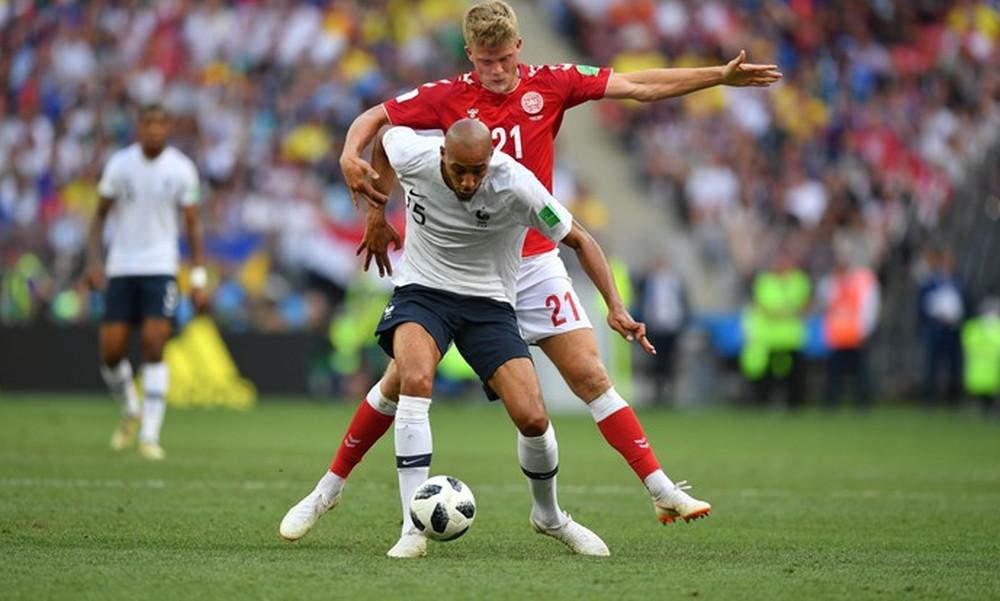 Παγκόσμιο Κύπελλο Ποδοσφαίρου 2018: Δανία-Γαλλία 0-0 (photos)