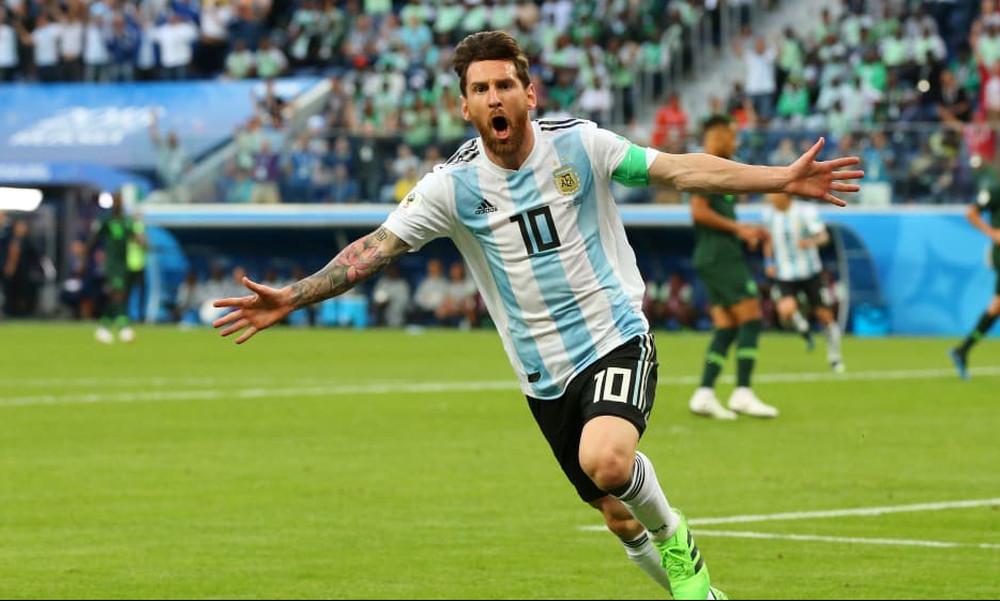 Παγκόσμιο Κύπελλο Ποδοσφαίρου 2018: Ο Μέσι «ξύπνησε» με γκολάρα  και ο Μαραντόνα τρελάθηκε! (video)