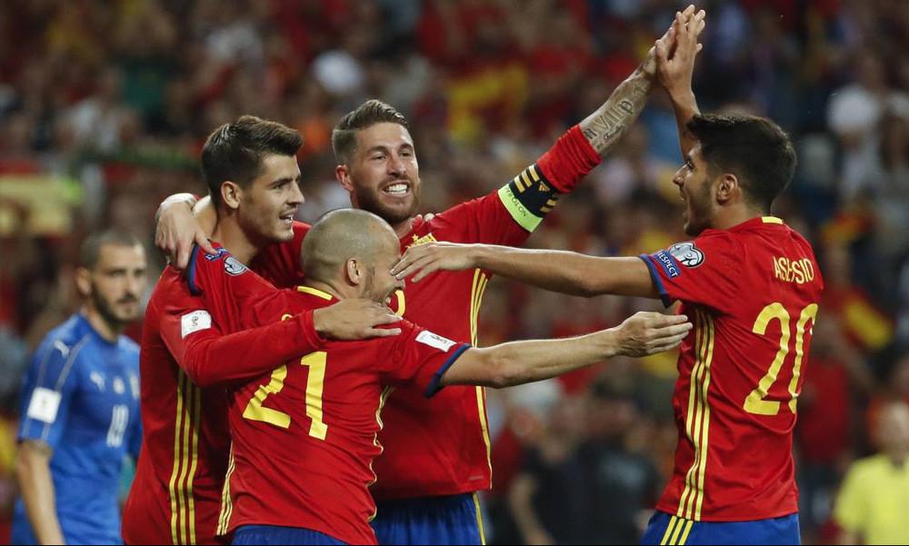 Παγκόσμιο Κύπελλο Ποδοσφαίρου 2018: Η Ισπανία είναι φαβορί για τον τίτλο
