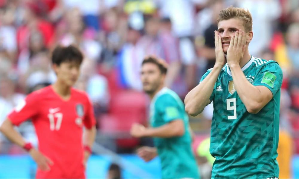 Παγκόσμιο Κύπελλο Ποδοσφαίρου 2018: Ν. Κορέα-Γερμανία 2-0