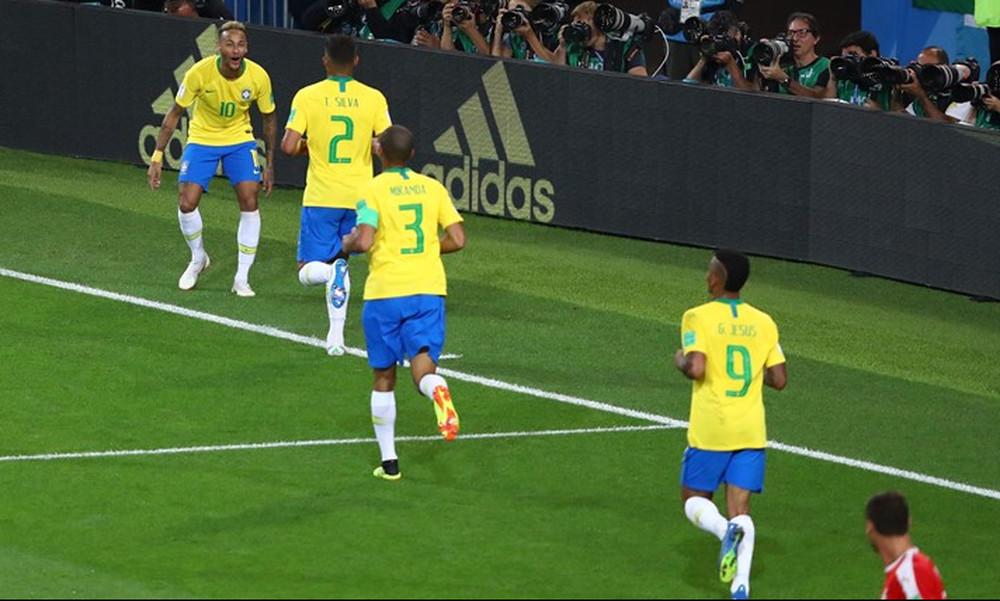 Παγκόσμιο Κύπελλο Ποδοσφαίρου 2018: Σερβία-Βραζιλία 0-2