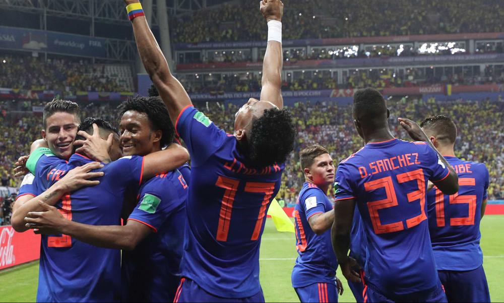 Παγκόσμιο Κύπελλο Ποδοσφαίρου 2018: Μοιρασιά για Σενεγάλη και Κολομβία