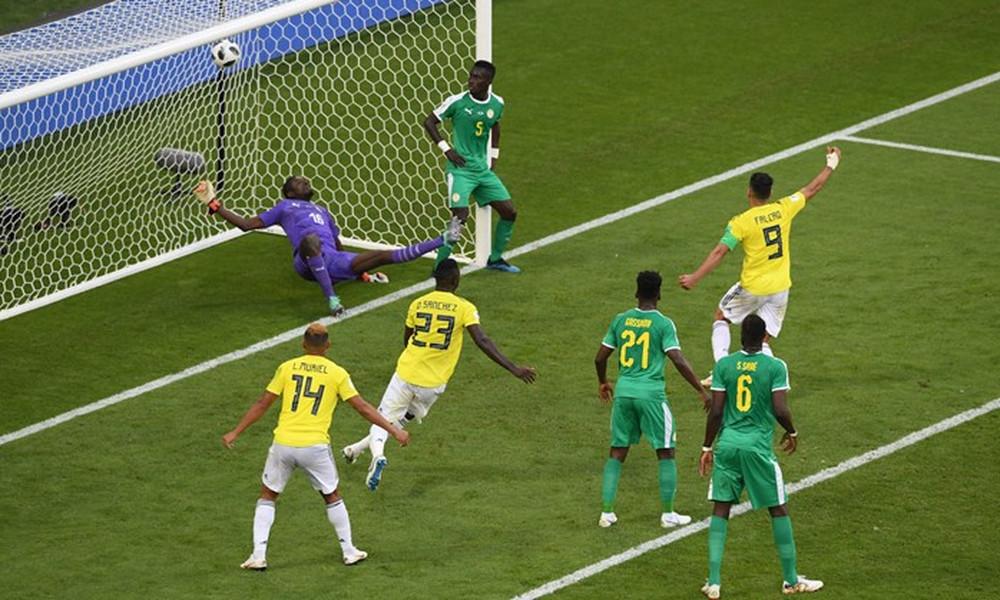 Παγκόσμιο Κύπελλο Ποδοσφαίρου 2018: Σενεγάλη-Κολομβία 0-1