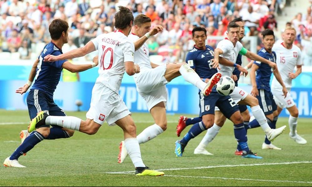 Παγκόσμιο Κύπελλο Ποδοσφαίρου 2018: Ιαπωνία-Πολωνία 0-1