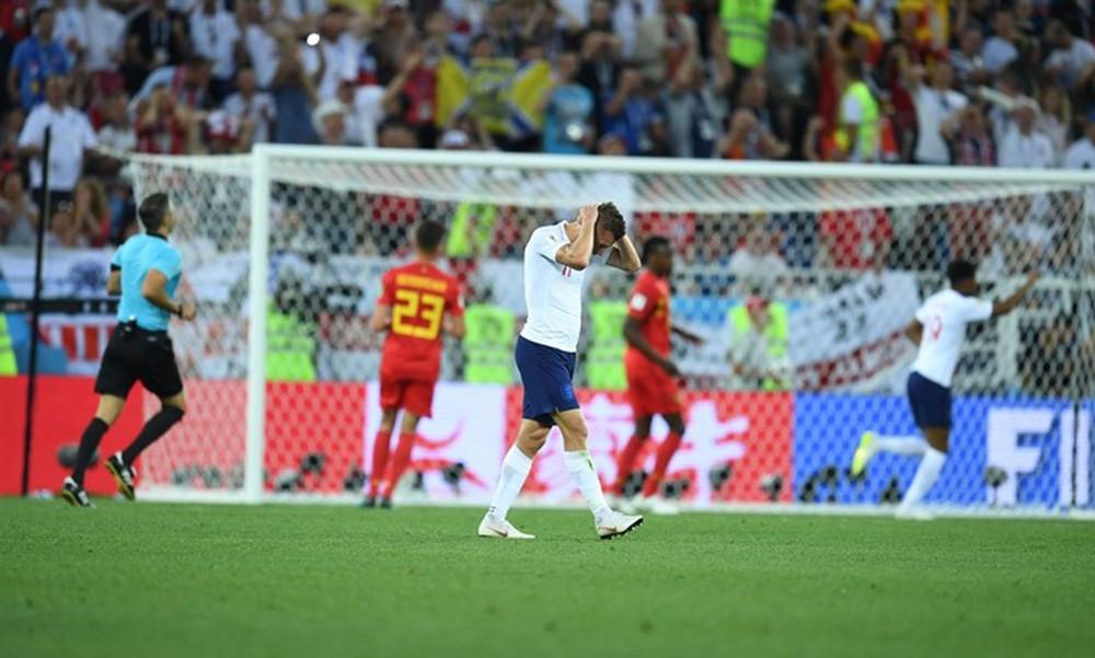 Παγκόσμιο Κύπελλο Ποδοσφαίρου 2018: Αγγλία-Βέλγιο 0-1