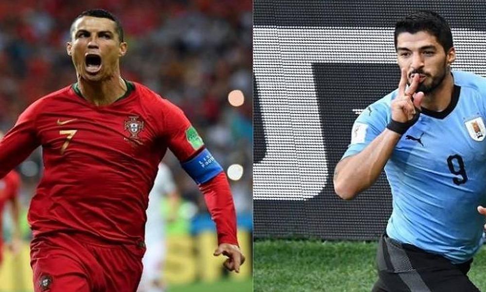 Παγκόσμιο Κύπελλο Ποδοσφαίρου 2018: Η άμυνα κρίνει τα πάντα στο Ουρουγουάη-Πορτογαλία