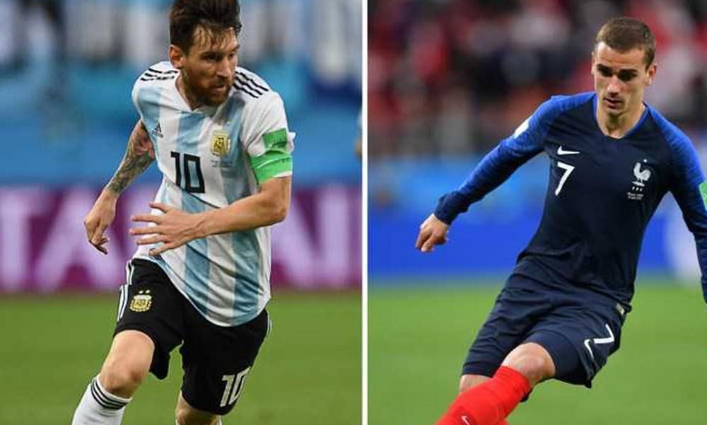 Τι ποντάρουμε στο Γαλλία-Αργεντινή
