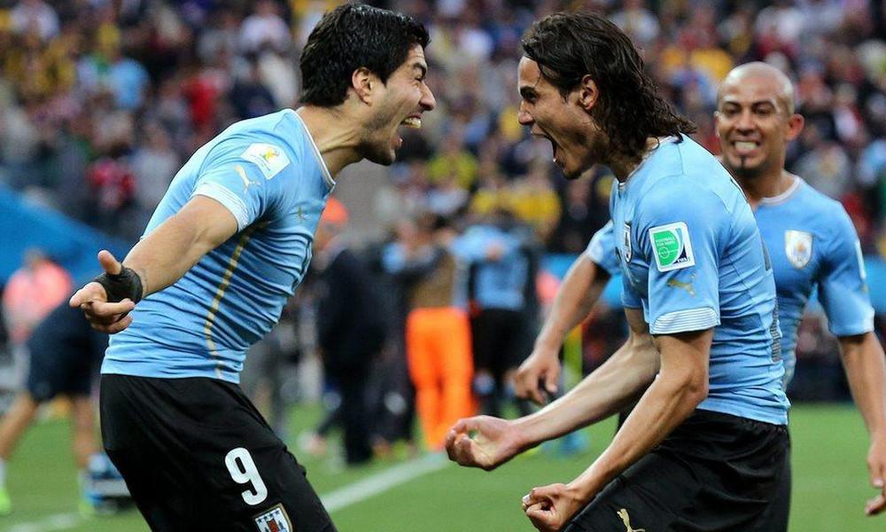Προβάδισμα στην Ουρουγουάη