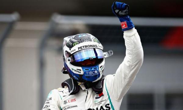Formula 1: Πήρε την pole position ο Μπότας