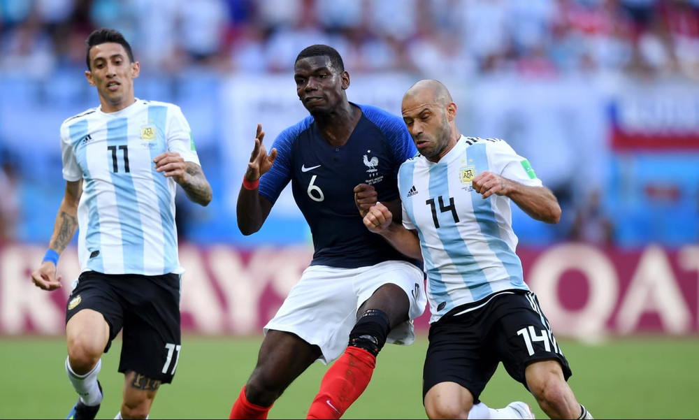 Παγκόσμιο Κύπελλο Ποδοσφαίρου 2018: Αποσύρθηκε ο Μασεράνο!