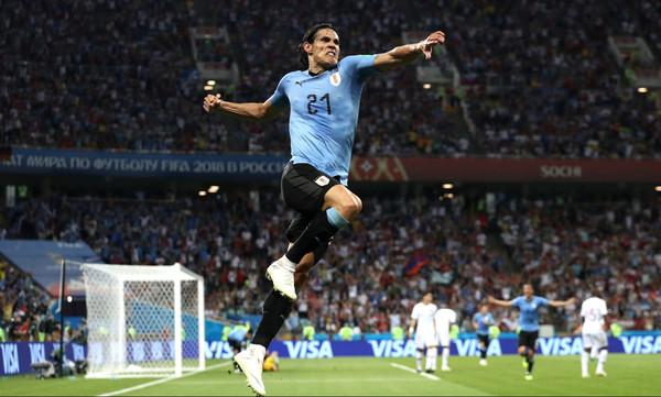 Παγκόσμιο Κύπελλο Ποδοσφαίρου 2018: Ουρουγουάη - Πορτογαλία 2-1 (photos)