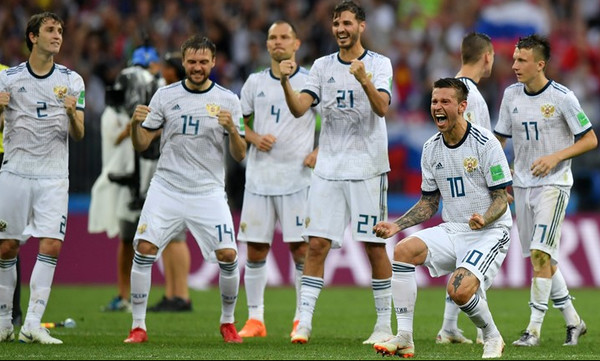 Παγκόσμιο Κύπελλο Ποδοσφαίρου 2018: Έτσι «ξέρανε» στα πέναλτι η Ρωσία τους Ισπανούς (video)