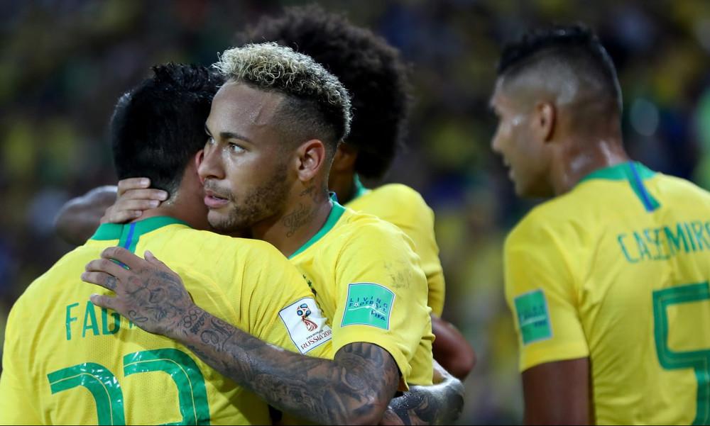 Παγκόσμιο Κύπελλο Ποδοσφαίρου 2018: Περνάει η «σελεσάο»