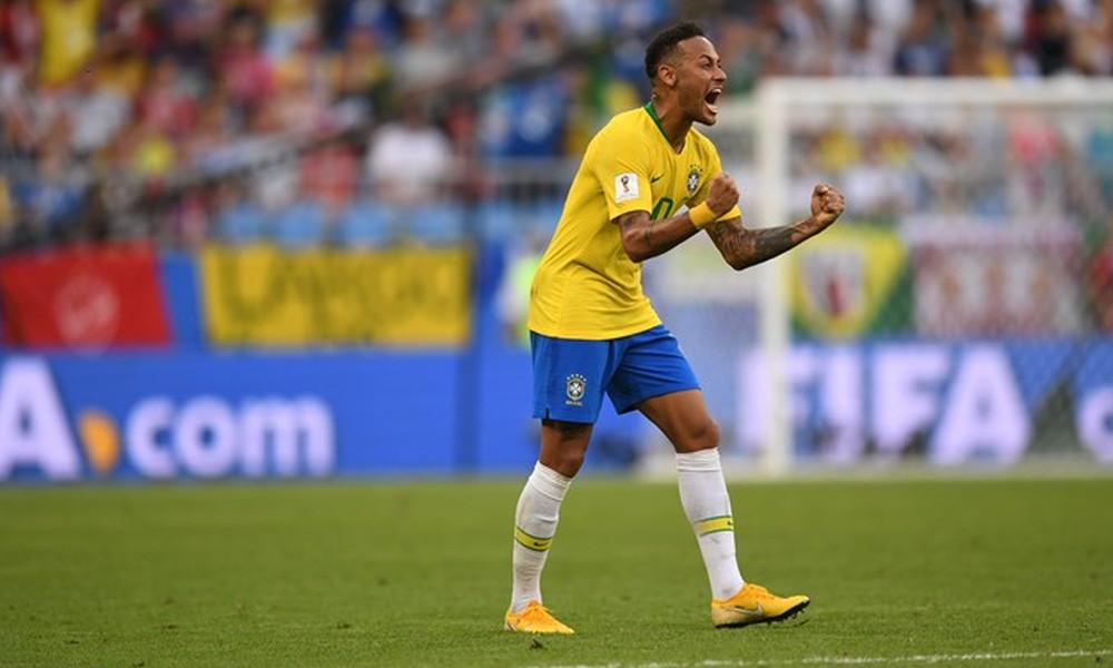 Παγκόσμιο Κύπελλο Ποδοσφαίρου 2018: Βραζιλία-Μεξικό 2-0