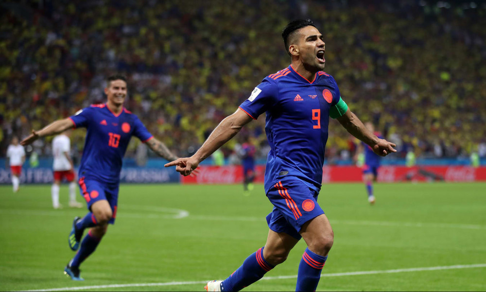 Παγκόσμιο Κύπελλο: Βόμβα στο Κολομβία - Αγγλία