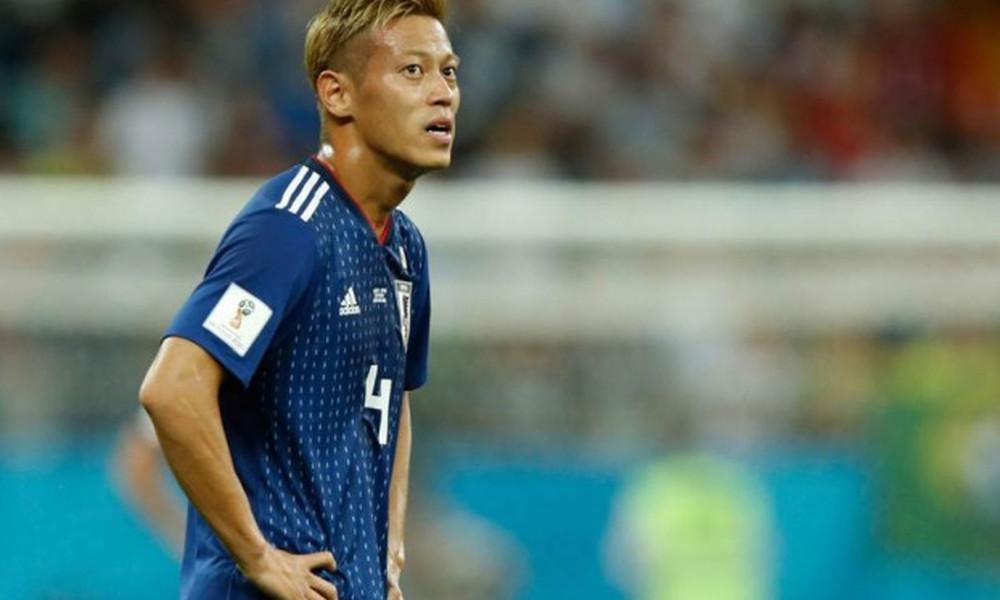 Παγκόσμιο Κύπελλο Ποδοσφαίρου 2018: Τέλος από την Εθνική Ιαπωνίας ο Χόντα