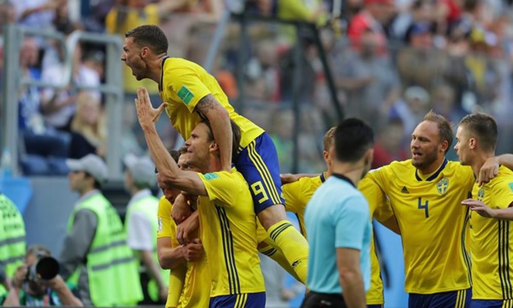 Παγκόσμιο Κύπελλο Ποδοσφαίρου 2018: Σουηδία-Ελβετία 1-0 (photos)