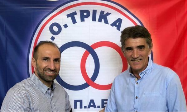 ΑΟ Τρίκαλα: Ντόστανιτς και... επίσημα!