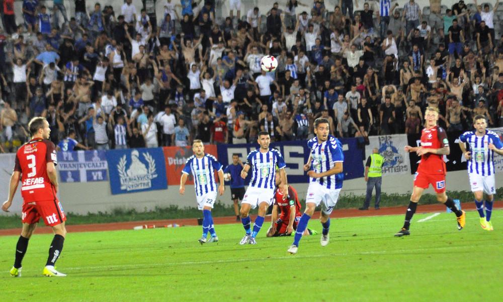 Πρεμιέρα στο Europa League