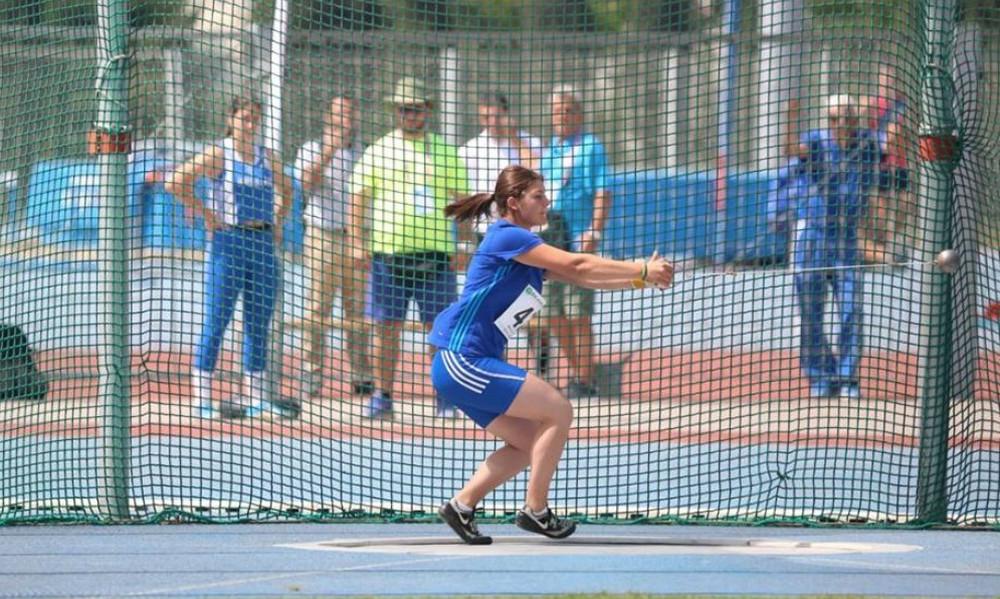 Ευρωπαϊκό Πρωτάθλημα Κ18: Η Κοσμίδου χάλκινο μετάλλιο στη σφυροβολία